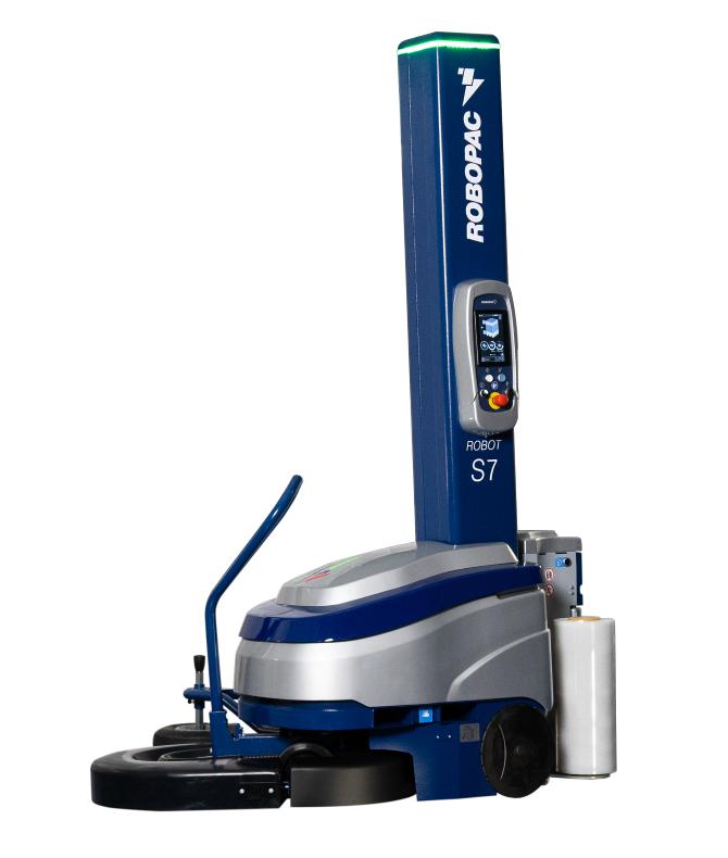 robopac S7 robot